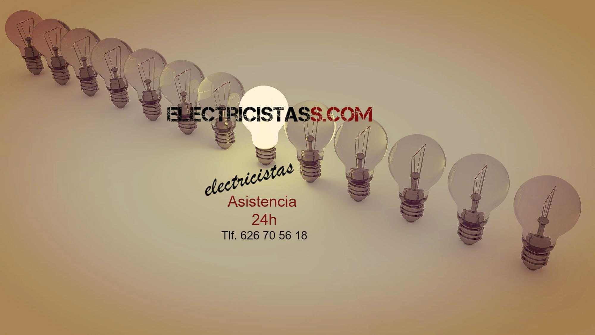electricistas madrid capital